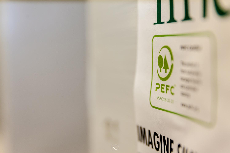 norme PEFC papier recyclé